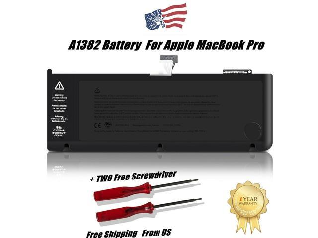 Mac Book Pro Model A1286 Manual