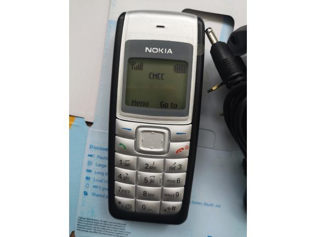 1110i Original Mobile Phone Nokia 1110i Mobile Phone Unlocked Cheap Old Mobile Classic Phone Newegg Com