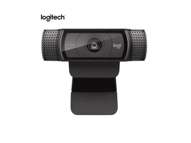 Logitech Hd Pro Webcam C920 Widescreen Video Calling And Recording
