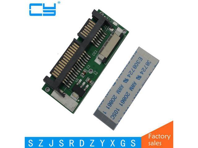 Sata Adapter For Lif -/Zif Hard Drive+SSD for MacBook Air Late 2008 Mid  2009 A1304 - Newegg.com