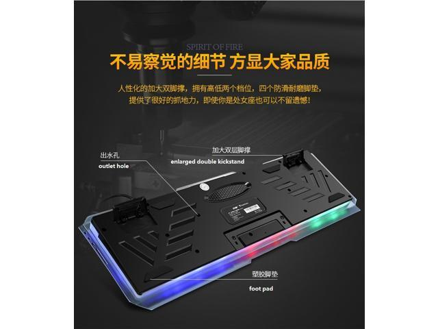 Color : D Desktop Laptop Peripheral Home Keyboard Yan Fei Wired Keyboard Business Game USB Waterproof Micro-Mute Keyboard Feeling Keyboard