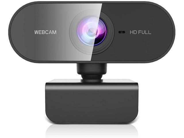 Full HD 1080P Webcam,Computer Camera,Adjustable Focusing USB Computer Camera for PC Laptop Desktop Video Calling,Conferencing Webcam