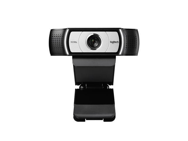 Logitech  C930C Webcam 1080P H.264 Video Calling Computer Camera Business Remote Online Teaching Web Cam Clip-on ...