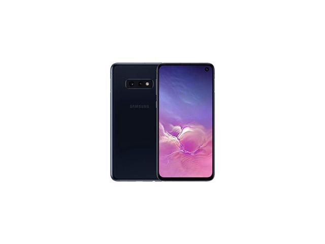 "Samsung Galaxy S10e SM-G970U (128GB / 6GB) 4G LTE Unlocked Cell Phone - 5.8"" HD Infinity Display - Grade C (7/10) Quality - Prism Black - 2 DAYS DELIVERY"