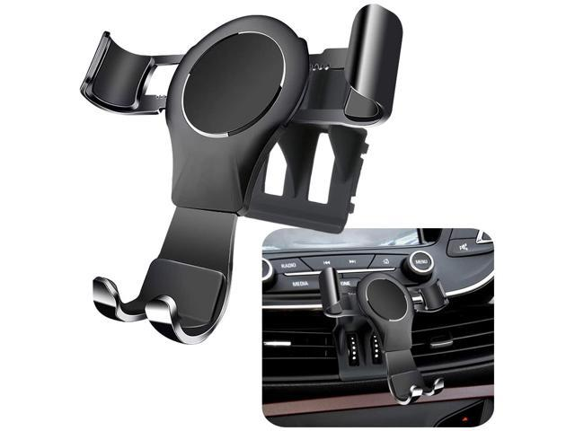 LUNQIN Car Phone Holder for Buick Lacrosse 2017-2019 Auto Accessories Navigation Bracket Interior Decoration Mobile Cell Phone Mount