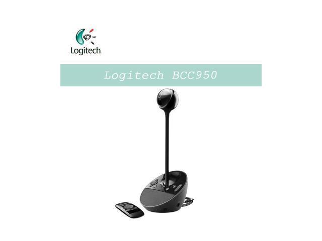 Logitech Bcc950 Conference Cam Full Hd 1080p Desktop Video Webcam