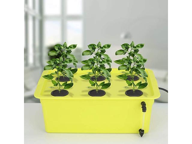GROWNEER 120 Packs 2 Inches Garden Clone Collars Cloning Collar Inserts with 8 Spokes Fits 2 Inches Net Pots Cloning Plant Germination in DIY Cloner and Clone Machines for Hydroponics