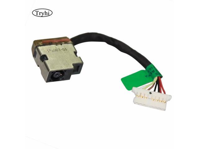 New Laptop AC DC Power Jack Socket Connector Wire Cable Harness for HP Home  17-ca0011ds 17-ca0011nr 17-ca0012ds 17-ca0013ds 17-ca0014ds 17-ca0015ds Plug  in Charging Port - Newegg.comNewegg