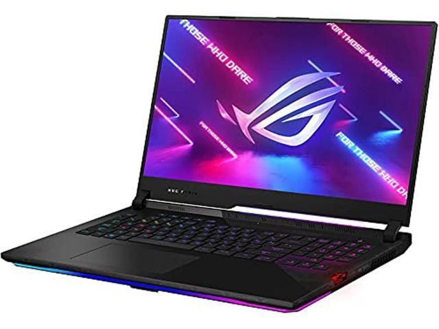 CUK ROG Strix Scar 17 Gaming Laptop (Ryzen 9 5900HX,...