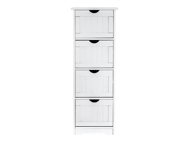 Ivinta Small Bathroom Storage Cabinets, Small Bathroom Floor Cabinet With Drawers