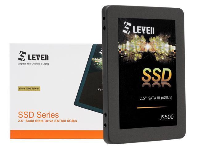 Leven SSD 2TB 3D NAND SATA III 2.5