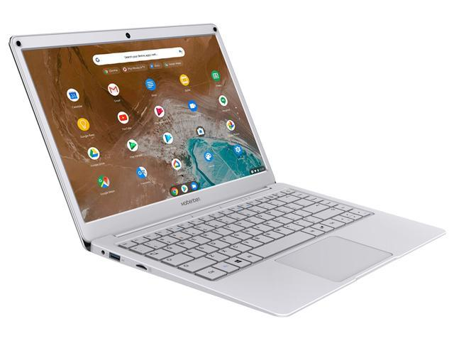 "[Local Warranty] MAIBENBEN Laptop Chromebook MaiBook S340 13.3"" Anti-Glare Screen Intel Celeron N4020 Intel UHD Graphics 600 4G DDR4 RAM 128GB SSD Windows 10 Cheap Notebook Computer"