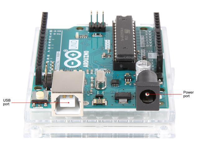 Arduino Uno Rev3 Microcontroller
