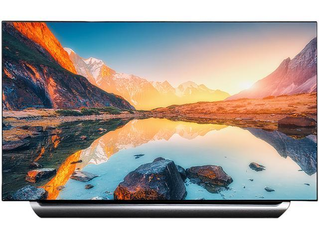 """Refurbished: LG C8 OLED55C8PUA 55"""" OLED 4K HDR Dolby Atmos Smart TV with AI ThinQ"""