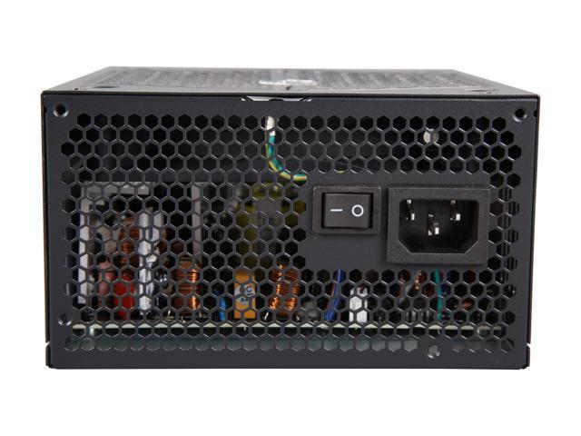 RAIDMAX Thunder RGB RX-535AP-R 535W ATX 12V v2.3 / EPS 12V 80 PLUS BRONZE Certified Modular Power Supply