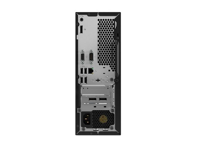 Lenovo Desktop Computer ThinkCentre M710e (10UR001JUS) Intel Core i5 7th Gen 7400 (3.00 GHz) 8 GB DDR4 1 TB HDD Intel HD Graphics 630 Windows 10 Pro 64-Bit