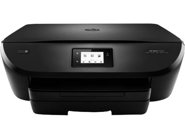 Refurbished: HP ENVY 5540 E All-in-One InkJet Printer - OEM