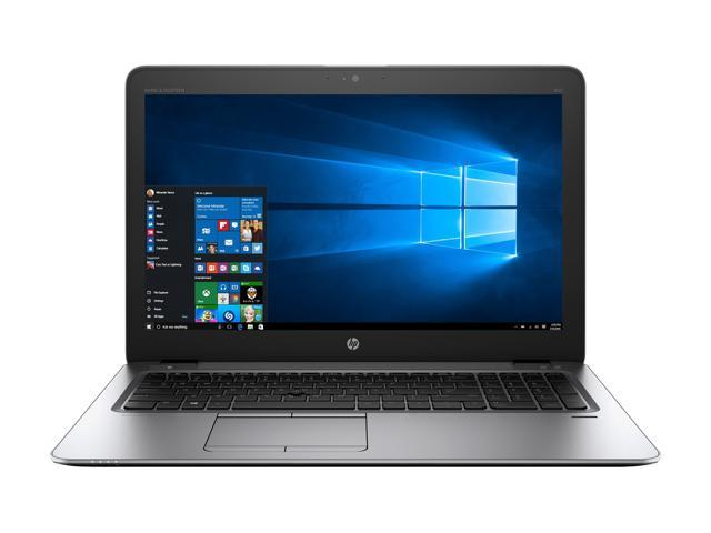 "HP EliteBook 850 G4 15.6"" Laptop Intel Core i5-7200U 8 GB DDR4 RAM 256 GB M.2 PCIe SSD Windows 10 Pro"