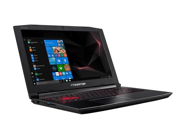 "Acer Predator Helios 300 PH315-51-71FS 15.6"" 144 Hz IPS Intel Core i7 8th Gen 8750H (2.20 GHz) NVIDIA GeForce GTX 1060 8 GB Memory 1 TB HDD Windows 10 Home 64-bit Gaming Laptop"
