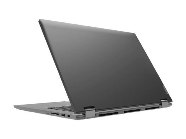"Lenovo Flex 14 81HA000JUS AMD Ryzen 3 2200U (2.50 GHz) 4 GB Memory 128 GB SSD AMD Radeon Vega 3 14"" Touchscreen 1366 x 768 Convertible 2-in-1 Laptop Windows 10 S"