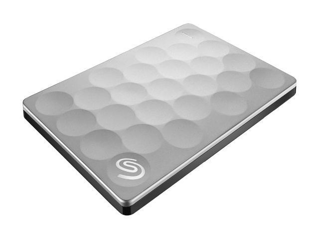 Seagate Backup Plus Ultra Slim 1TB USB 3.0 Portable External Drive STEH1000100