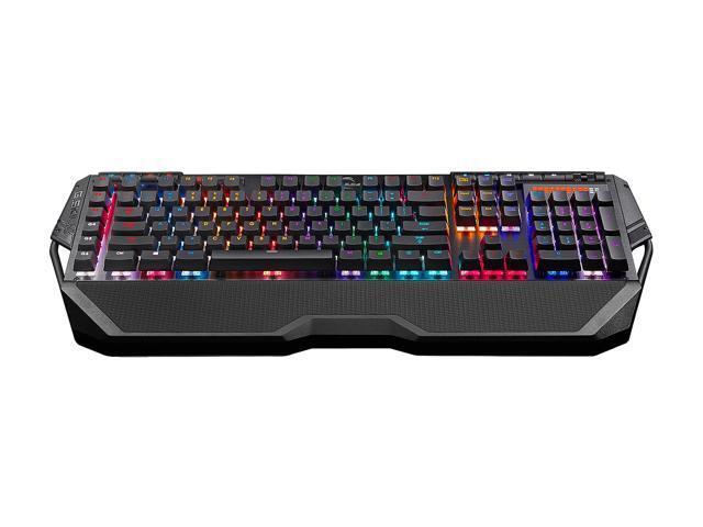 G.SKILL RIPJAWS KM780R RGB Mechanical Gaming Keyboard - Cherry MX RGB Red