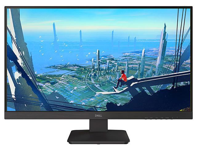 "Dell D2719HGF 27"" Full HD 1920x1080 144Hz 2ms DisplayPort HDMI Built-in Speakers AMD FreeSync Anti-Glare LED-Backlit LCD Gaming Monitor"