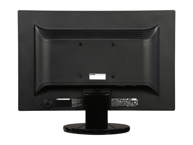 Refurbished: HP 21KD 20.7-inch FULL HD LED Backlit Monitor (Black)  200 nits 1920x1080 VGA and DVI-D Ports,