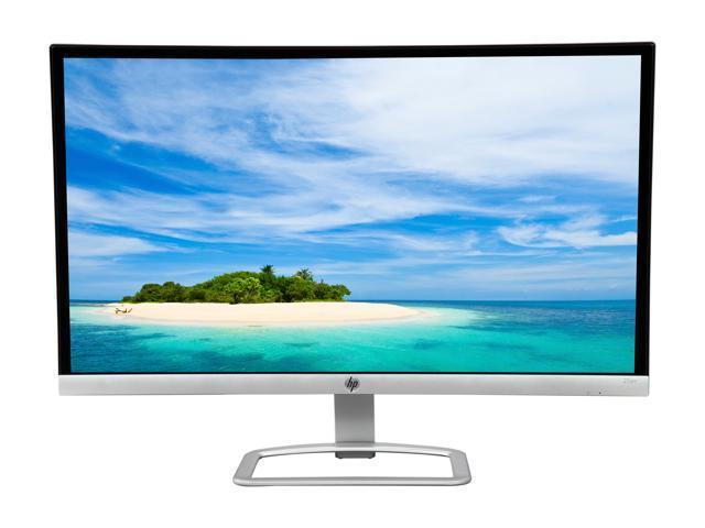 "Refurbished: HP 25ER 25"" IPS LED Full HD Monitor 1920 x 1080 6ms VGA 2 x HDMI Ports 250 cd/m2"