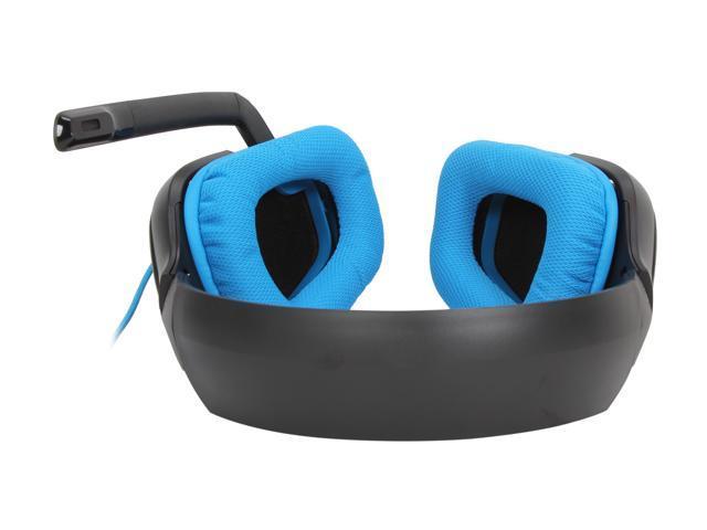 Logitech G430 USB Connector Circumaural Surround Sound Gaming Headset