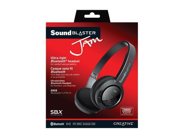 Creative 70GH030000000 Sound Blaster Jam Bluetooth Headset