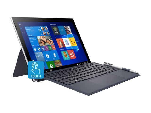 "Refurbished: HP ENVY x2 Qualcomm Snapdragon 835 2.20 GHz 4 GB Memory 128 GB UFS Adreno 540 12.3"" Touchscreen 1920 x 1080 Detachable 2-in-1 Laptop Windows 10 S"