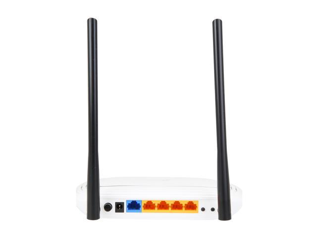 TP-LINK TL-WR841N Wireless N300 Home Router, 300 Mbps, IP QoS, WPS Button