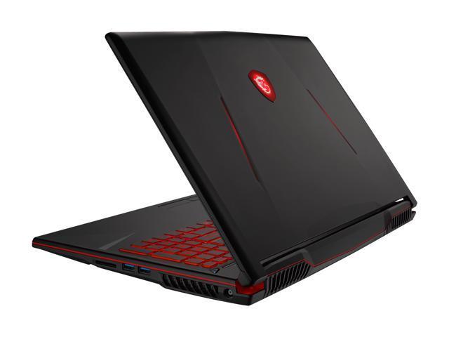 "MSI GL63 8SE-209 15.6"" 120 Hz Intel Core i5 8th Gen 8300H (2.30 GHz) NVIDIA GeForce RTX 2060 16 GB Memory 256 GB NVMe SSD Windows 10 Home 64-bit Gaming Laptop"