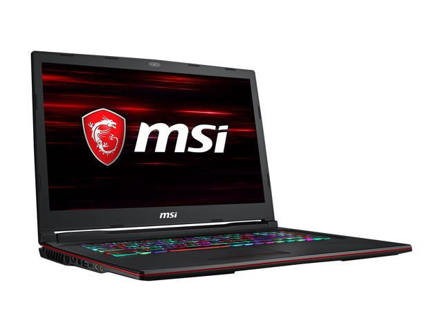 "MSI GL Series GL63 9SDK-610 15.6"" 120 Hz IPS Intel Core i7 9th Gen 9750H (2.60 GHz) NVIDIA GeForce GTX 1660 Ti 16 GB Memory 512 GB NVMe SSD Windows 10 Pro 64-bit Gaming Laptop"