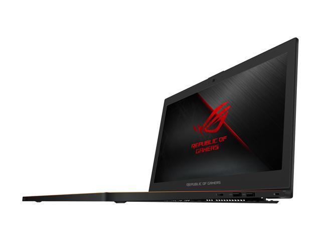 """ASUS ROG Zephyrus GX501 (8th-Gen) 15.6"""" Ultra Slim Gaming Laptop, 144 Hz IPS-Type G-SYNC Panel, GTX 1080 8 GB, Intel Core i7-8750H Processor (up to 3.9 GHz), 512 GB PCIe SSD, 16 GB DDR4 2666 MHz"""