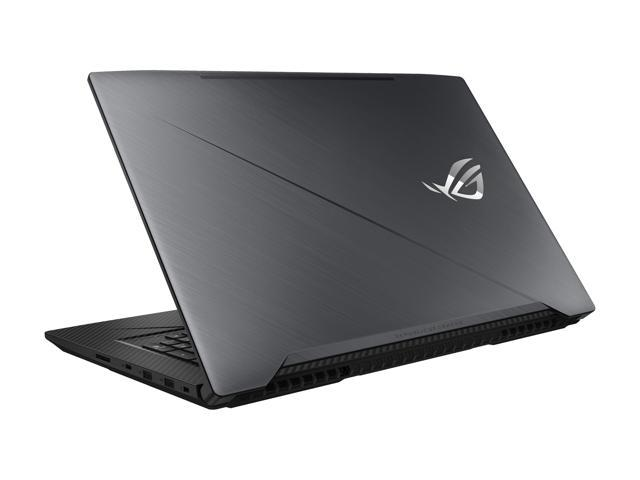 "ASUS ROG GL703GM-DS74 Strix Scar Edition 17.3"" Gaming Laptop, 8th-Gen 6-Core Intel Core i7-8750H Processor (Up to 3.9 GHz), GeForce GTX 1060 6 GB, 120 Hz 3 ms Display, 16 GB DDR4, 256 GB PCIe SSD + 1 TB SSHD"
