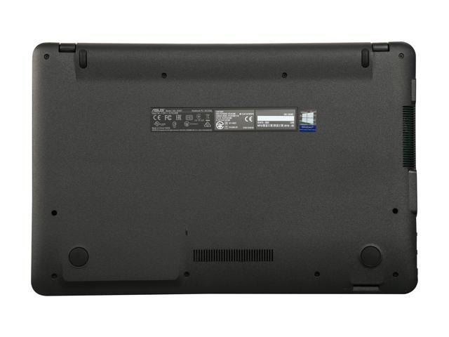 "ASUS Laptop X540YA-DB02 AMD E2-Series E2-6110 (1.50 GHz) 4 GB LPDDR3 Memory 500 GB HDD AMD Radeon R2 Series 15.6"" Windows 10 Home 64-Bit"