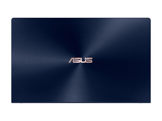 "ASUS ZenBook 14"" Intel Core Whiskey Lake i7-8565U Processor, 16 GB LPDDR3, 512 GB PCIe SSD, Backlit KB, NumberPad, FHD Nano-Edge Bezel Windows 10 - UX433FA-DH74, Royal Blue"