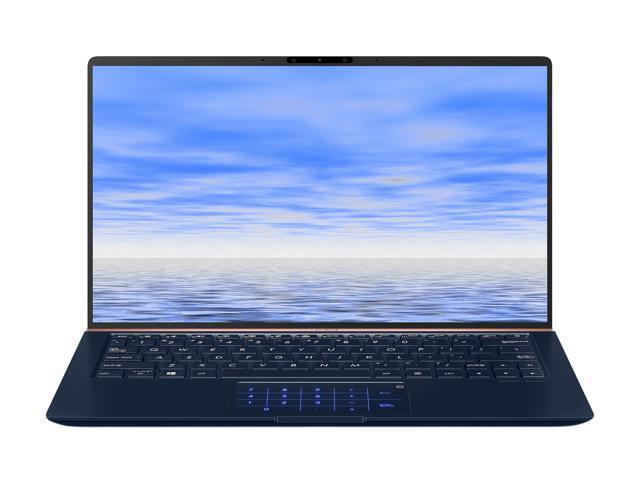 ASUS ZenBook 13 8th-Gen Intel Whiskey Lake Core i5-8265U Processor, 8 GB LPDDR3, 256 GB PCIe SSD, Backlit KB, NumberPad, Military-Grade, Windows 10 - UX333FA-DH51, Ultra-Slim Laptop FHD WideView