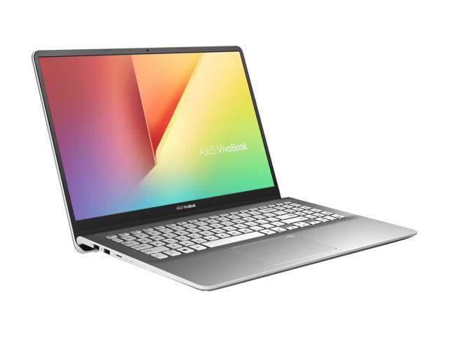 "ASUS VivoBook Slim and Portable Laptop, 15.6"" FHD, Intel Core i7-8565U CPU, 8 GB DDR4, 256 GB SSD + 1 TB HDD, NanoEdge, NVIDIA GeForce MX150, Gun Metal Grey, Windows 10, S530FN-BH73"