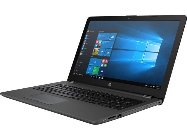 HP 250 G6 (1NW56UT#ABA) Intel Core i5 7th Gen 7200U (2.50 GHz) 4 GB Memory 500 GB HDD Intel HD Graphics 620 1366 x 768 Standard Laptop Windows 10 Pro 64-bit