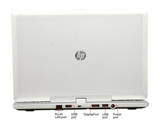 "Refurbished: HP Grade B Laptop 810 G2 Intel Core i5 4th Gen 4300U (1.90 GHz) 8 GB Memory 128 GB SSD 11.6"" Windows 10 Pro 64-Bit"