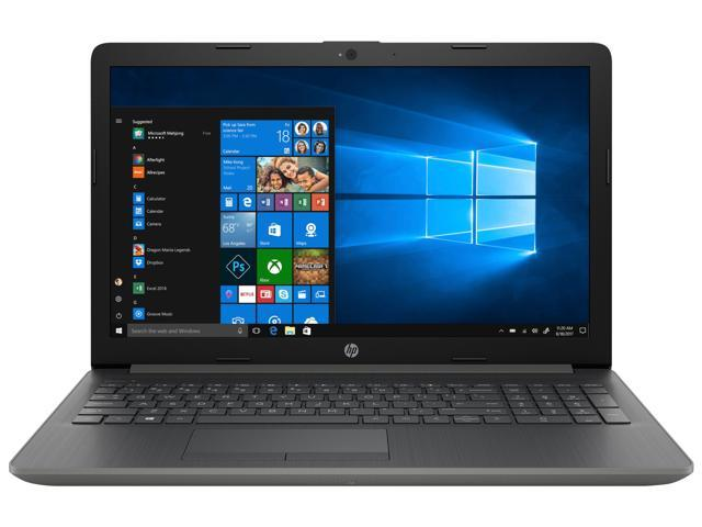 "HP Laptop 15-da0079nr Intel Core i7 7th Gen 7500U (2.70 GHz) 8 GB Memory 1 TB HDD Intel HD Graphics 620 15.6"" Windows 10 Home 64-bit - OEM"