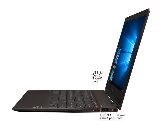 "Refurbished: HP ENVY x360 13m-ag0001dx AMD Ryzen 5 2500U (2.00 GHz) 8 GB Memory 128 GB SSD AMD Radeon Vega 8 13.3"" Touchscreen 1920 x 1080 Convertible 2-in-1 Laptop Windows 10 Home 64-Bit (Factory Refurbished)"