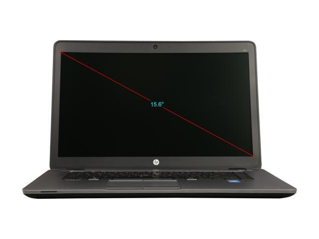 "Refurbished: HP Laptop EliteBook 850 G1 Intel Core i5 4th Gen 4300U (1.90 GHz) 8 GB Memory 256 GB SSD Intel HD Graphics 4400 15.6"" Windows 10 Pro 64-bit"