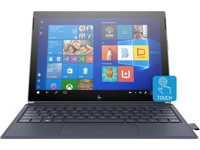 "Refurbished: HP ENVY x2 12-e011nr Qualcomm Snapdragon 835 (2.60 GHz) 4 GB Memory 128 GB UFS Adreno 540 12.3"" Touchscreen 1920 x 1280 Detachable 2-in-1 Laptop Windows 10 S"