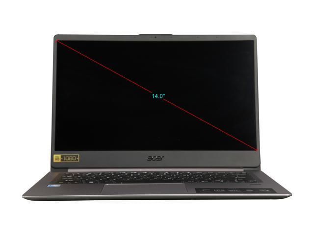 "Refurbished: Acer Grade A Laptop Swift 1 SF114-32-P2PK Intel Pentium Silver N5000 (1.10 GHz) 4 GB Memory 64 GB Flash Intel UHD Graphics 605 14.0""  Windows 10 S (Manufacturer Recertified)"