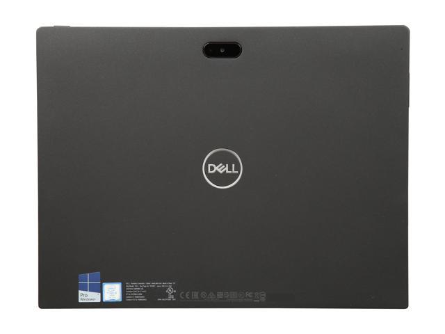 "DELL Latitude 7285 PY9V9 Intel Core i5 7th Gen 7Y57 (1.20 GHz) 8 GB Memory 256 GB SSD Intel HD Graphics 615 12.3"" Touchscreen 2880 x 1920 Detachable 2-in-1 Laptop Windows 10 Pro 64-bit"
