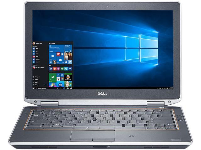 "Refurbished: DELL Grade A Laptop Latitude E6330 Intel Core i5 3rd Gen 3320M (2.60 GHz) 8 GB Memory 500 GB HDD 13.3"" Windows 10 Pro 64-bit"